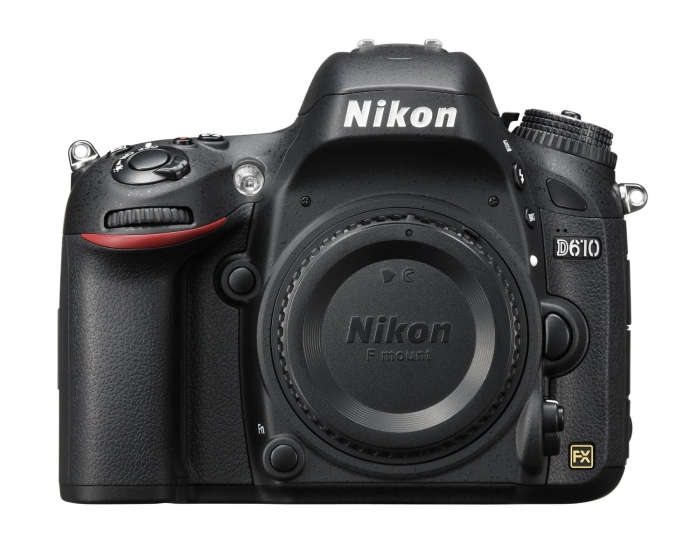Nikon D610 24.3 MP CMOS FXFormat Digital SLR Camera