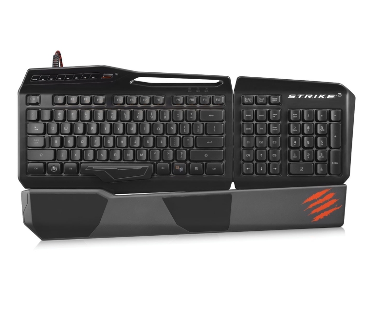 S.T.R.I.K.E. 3 Gaming Keyboard for PC