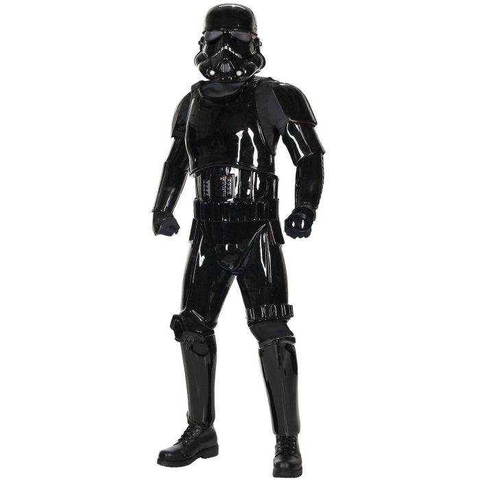 Star Wars Supreme Edition Black Shadow Trooper Adult Costume