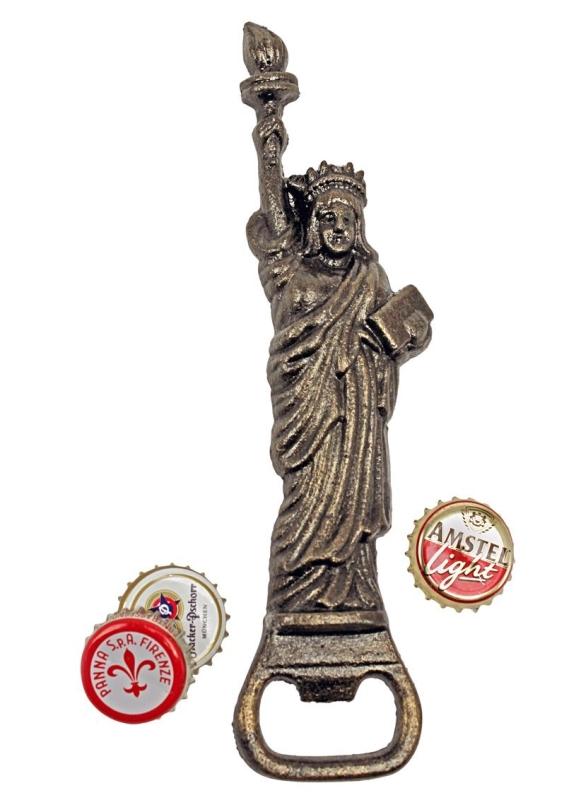 Statue of Liberty Bottle Opener