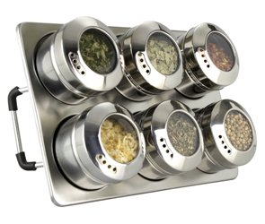 Top Magnetic Spice Rack