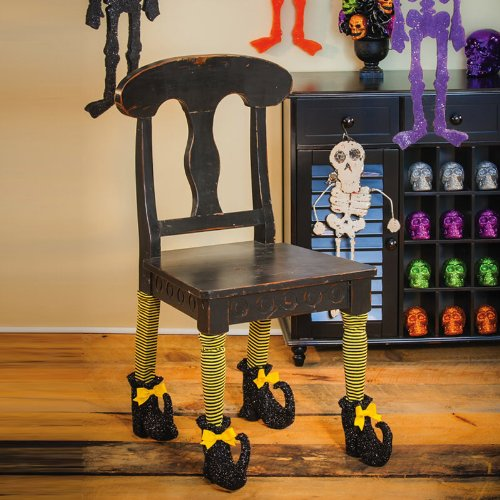 Wicked Witch Chair Leg Covers