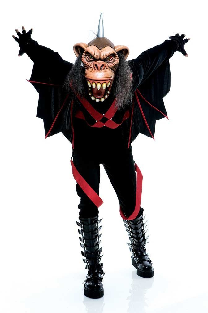 Wicked of Oz Flying Monkey Costume