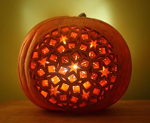 Dan Funderburgh's fabulous pumpkin