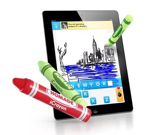 iCrayon Digital Crayon Stylus