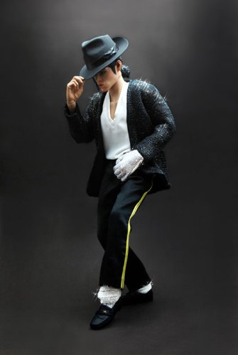 1/6 Scale M Icon Billie Jean History Tour Michael Jackson Figure