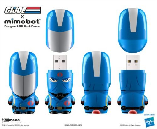 32GB Cobra Commander MIMOBOT USB 3.0