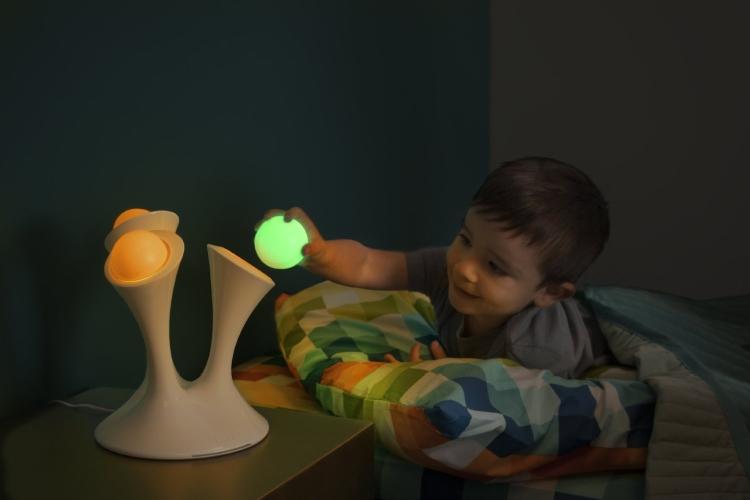 Glo Nightlight with Portable Balls