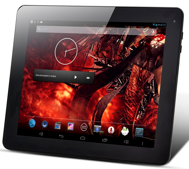 Android 4.2 Retina Screen Tablet Ceros Revolution