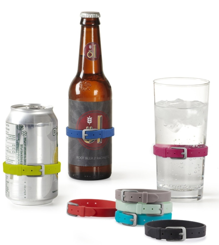 Belt Drink Markers