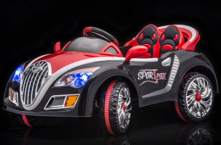 Bugatti Style Kid's Ride On Car