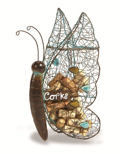Butterfly Wine Cork Holder