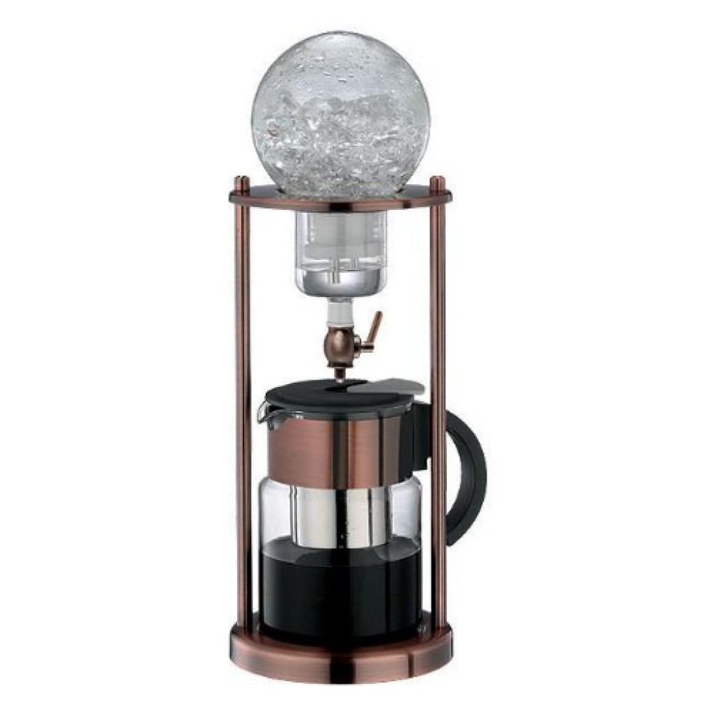 yama cold brew drip tower instructions