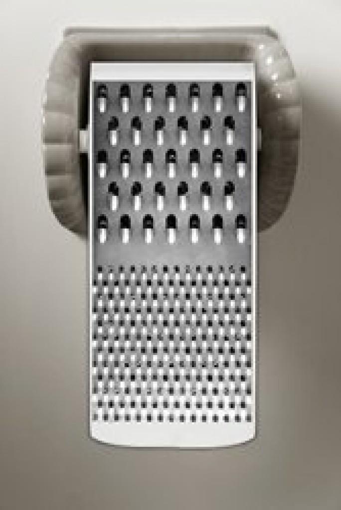 Cheese Grater Novelty Toilet Paper Gadgets Matrix