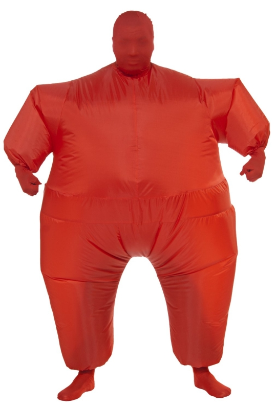 Costume Inflatable Full Body Suit Costume