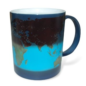 Day and Night Heat Sensitive Mug