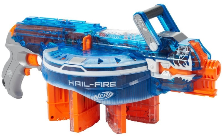Elite Hail-Fire Sonic Ice Series Blaster