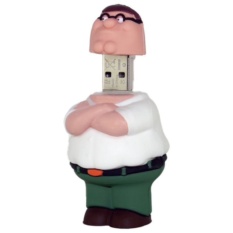 Family Guy Peter 16GB USB Flash Drive