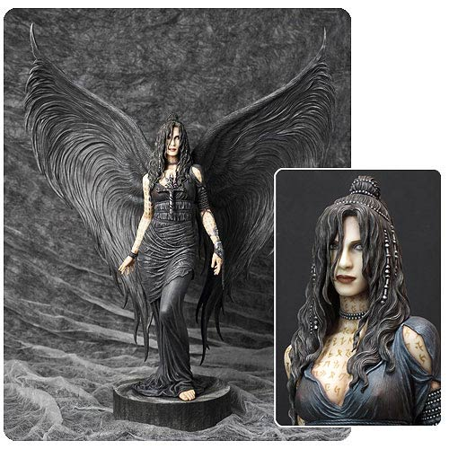 Fantasy Figure Gallery Lilith Malefic Time 14 Scale Resin Statue