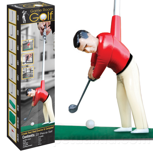 GAME ROOM GOLF