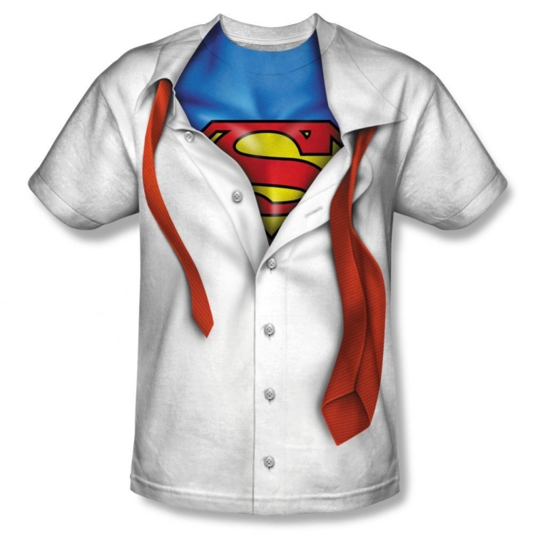 I am Superman ST-shirt