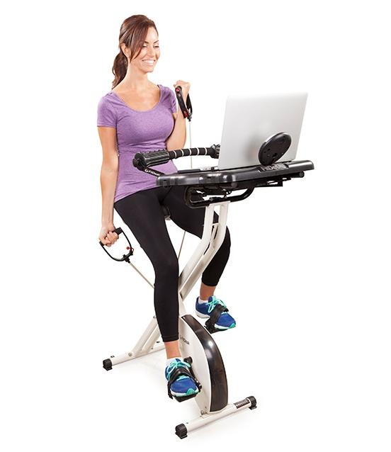 Laptop Workout Desk