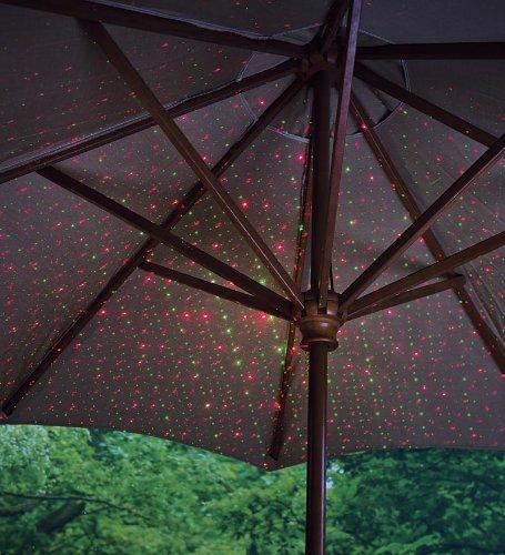 Laser Umbrella Light
