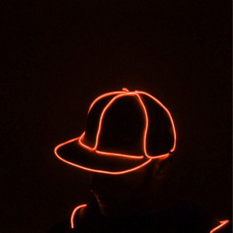 Light Up El Wire Hats