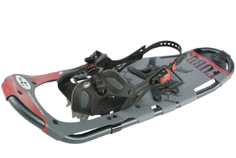 Men's Wilderness Snowshoe-Grey/Red