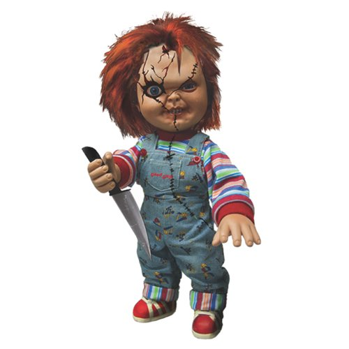 Mezco Toyz Chucky Child's Play 15″ Action Figure