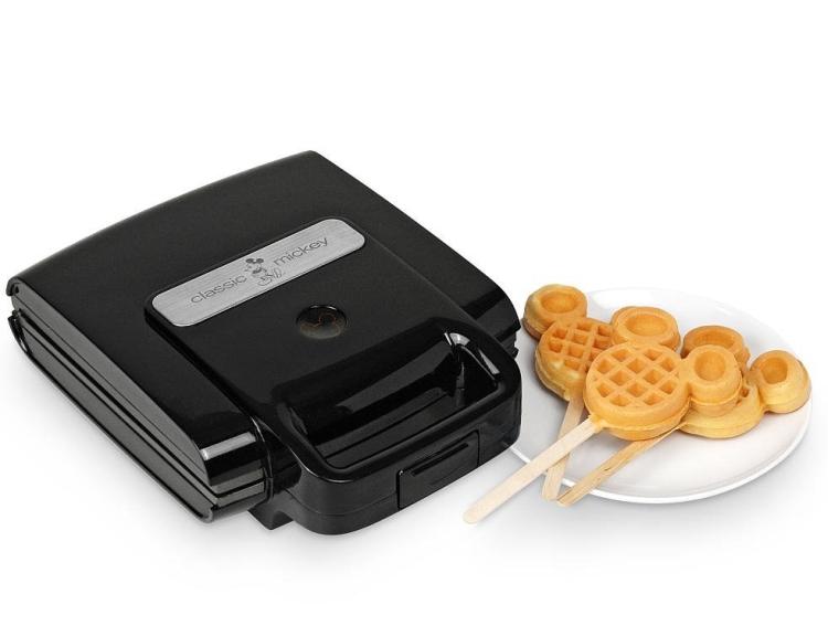 Mickey Waffle Stick Maker