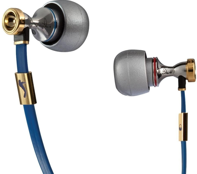 Miles Davis Trumpet High Performance In-ear Headphones