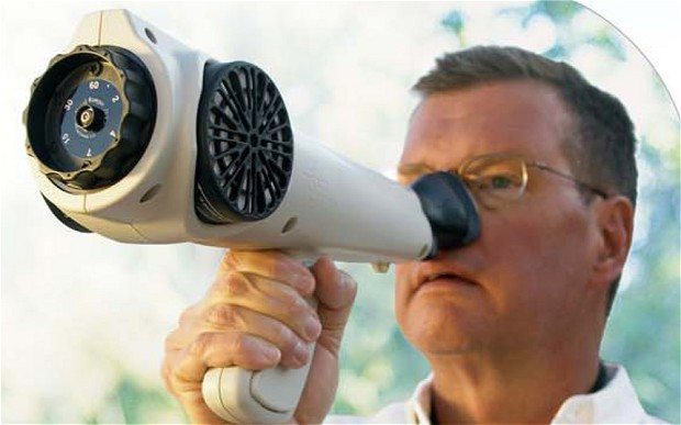 Nose Telescope