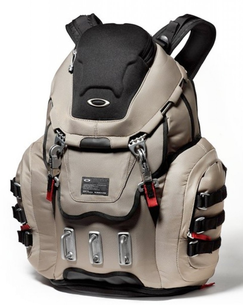 Oakley Kitchen Sink Backpack Grey Fossil – Gadgets Matrix