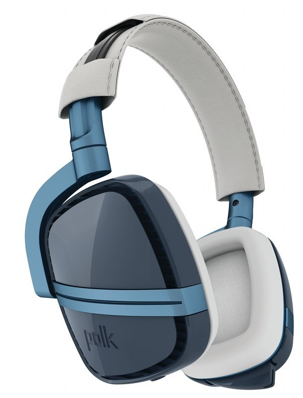 Polk Audio 4Shot Headphone – Blue – Xbox One