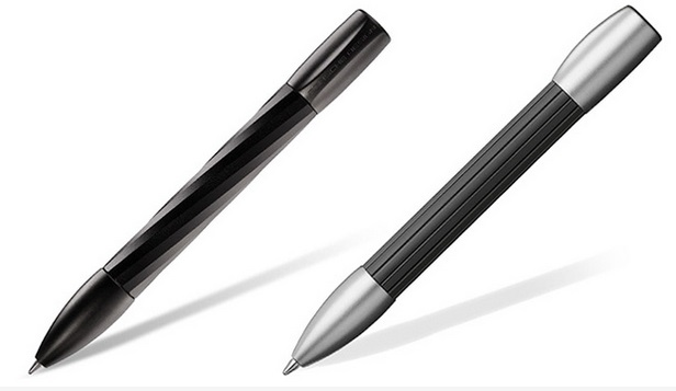 Porsche's New Pens Extend and Retract