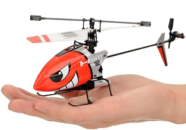 Rocket 4 Channel Fixed Pitch Ready to Fly Helicopter