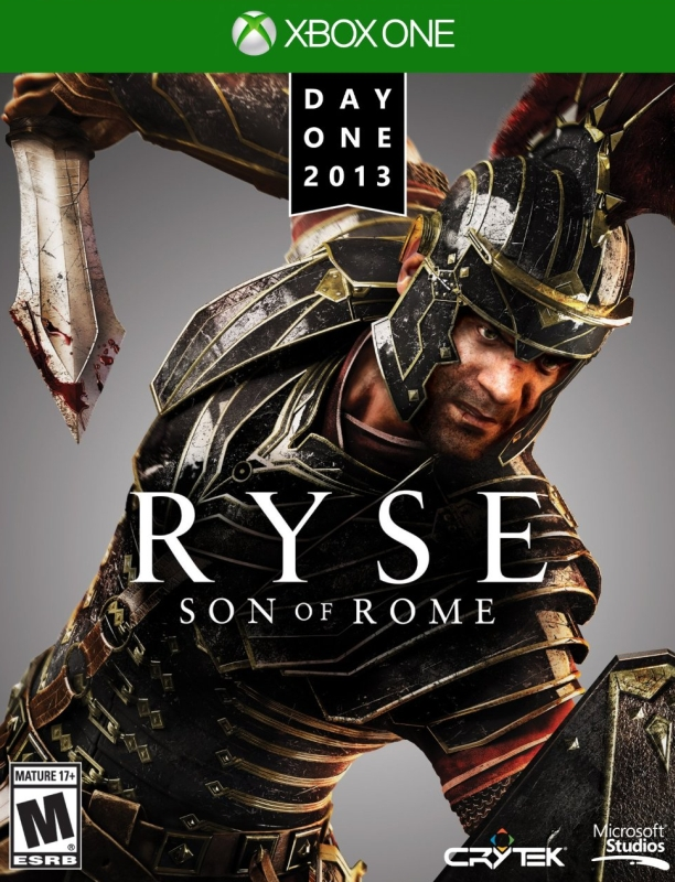 Ryse Son of Rome Day One Edition - Xbox One