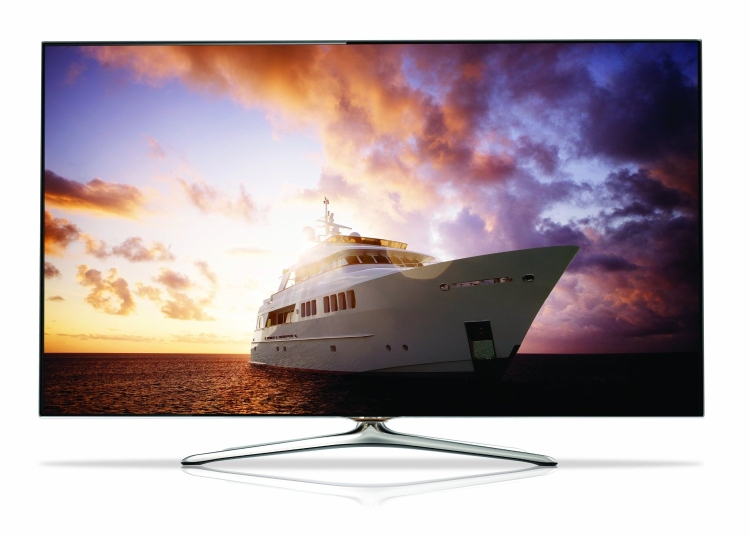 Samsung 60-Inch 1080p 240Hz 3D Ultra Slim Smart LED HDTV