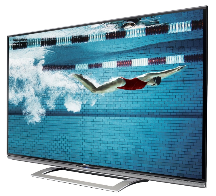 Sharp 70-Inch Aquos 4K Ultra HD 120Hz Smart LED TV