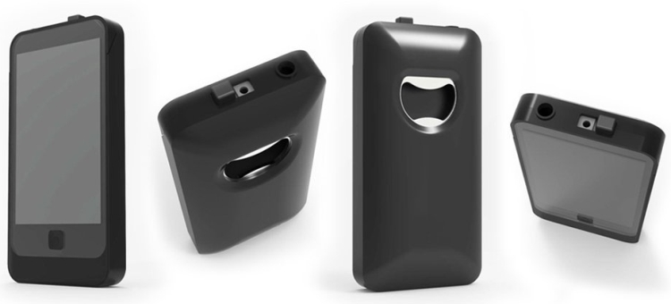 "The World's First ""Smart"" Flask"