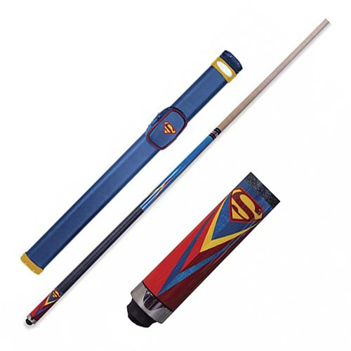 Superman Iconic Pool Stick