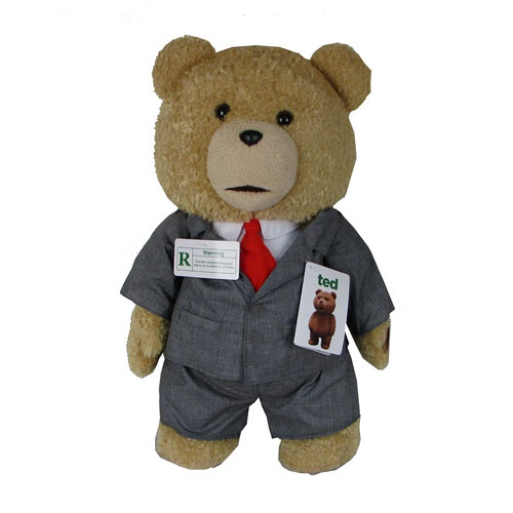 ted the talking bear 1/6 ted action bear figure-i love u teddy a 1:6 scale teddy bear talking figure at 13cm tall it cand speak the following three sounds i love you.