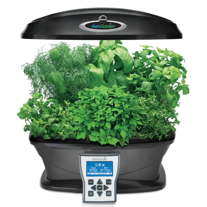 the intelligent indoor garden system gadgets matrix