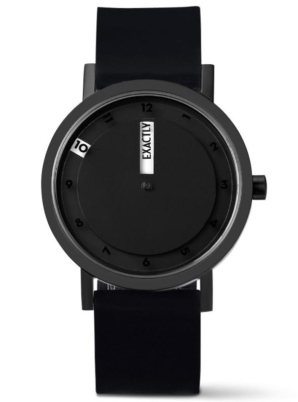 The Written Time Wristwatch