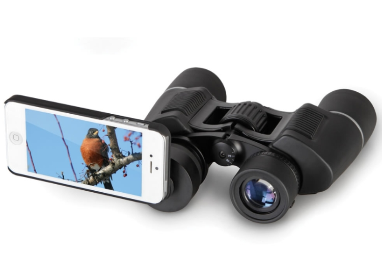 The iPhone Binoculars