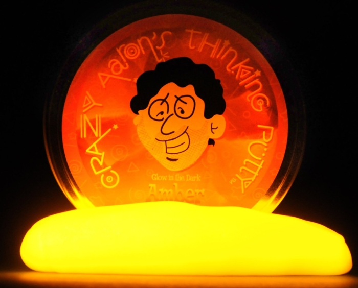 Thinking Putty – Glow-in-the-Dark