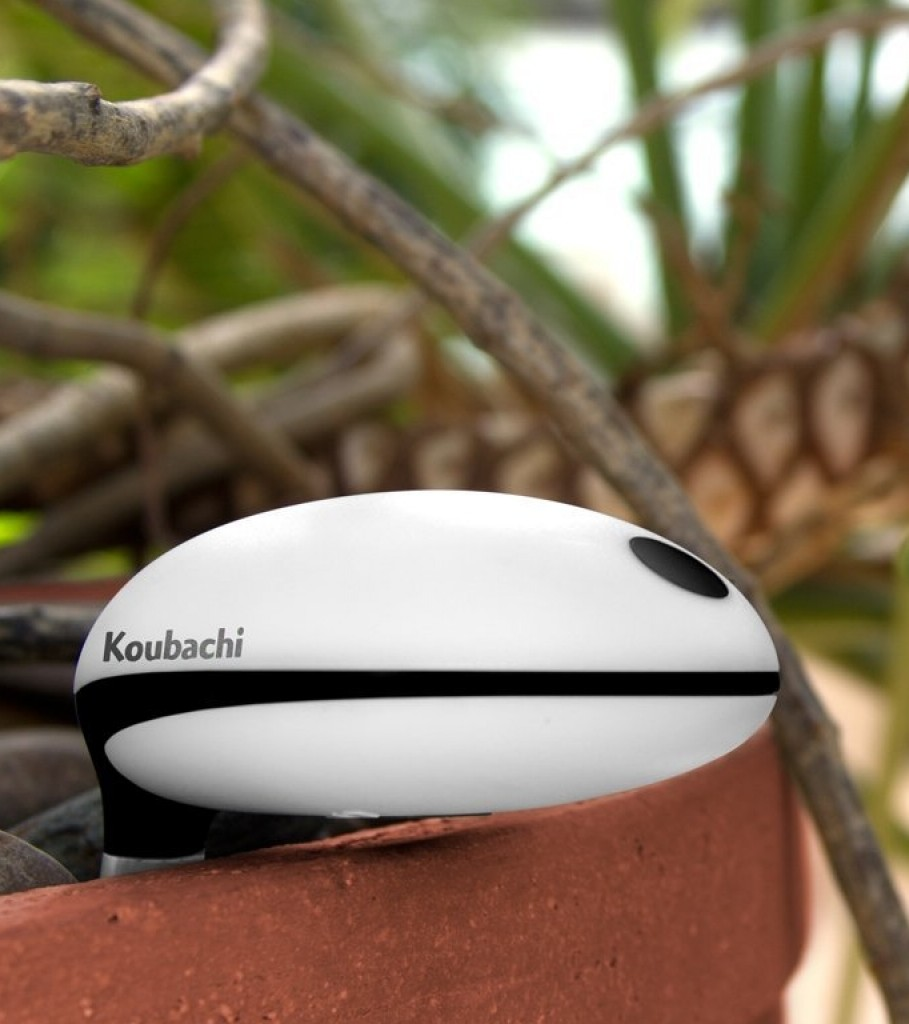 Wi fi plant sensor gadgets matrix - Monitor your indoor plants with the koubashi wi fi sensor ...