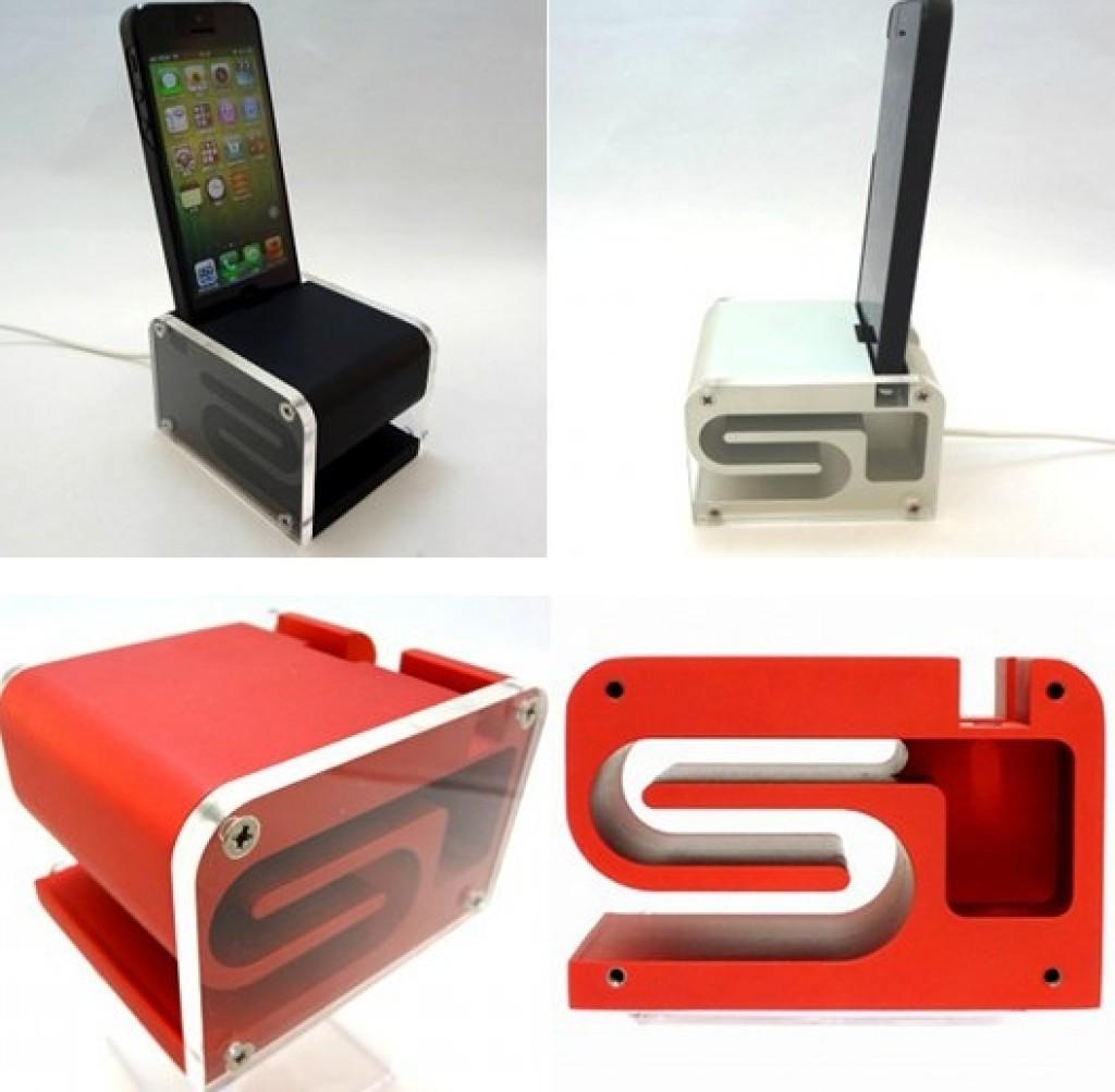 Zenon iPhone5 Speaker Music Stand – Gadgets Matrix