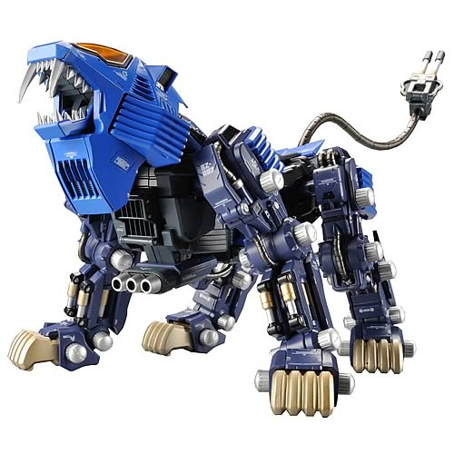 Zoids Shield Liger Die-Cast Action Figure